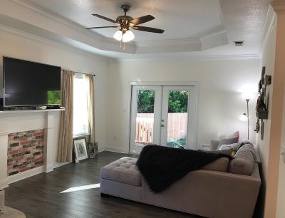 Diamondhead Single Family Home For Sale: 89349 E Diamondhead Dr