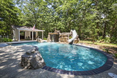 Ocean Springs Single Family Home For Sale: 1400 Mary St