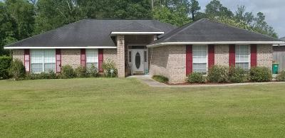 Gulfport Single Family Home For Sale: 11316 Peyton Dr