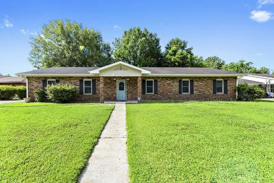 Gulfport Single Family Home For Sale: 15283 Elmwood Ct