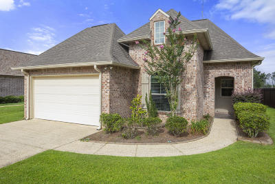 Ocean Springs Single Family Home For Sale: 3901 Acadian Village Dr