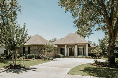 Ocean Springs Single Family Home For Sale: 3117 Oakleigh Cir