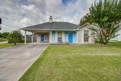 Gulfport MS Single Family Home For Sale: $97,900
