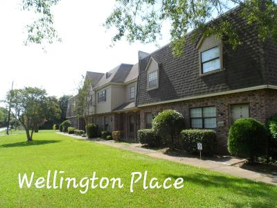 Gulfport MS Condo/Townhouse For Sale: $77,000