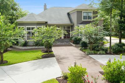 Biloxi Single Family Home For Sale: 15148 Dixie Oaks Dr