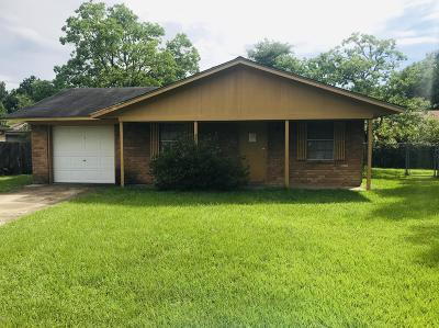 Gulfport Single Family Home For Sale: 110 New Haven Ct