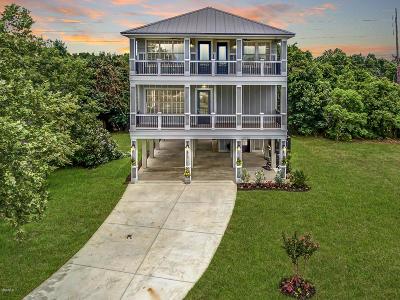 Gulfport Single Family Home For Sale: 1810 Burton Ave