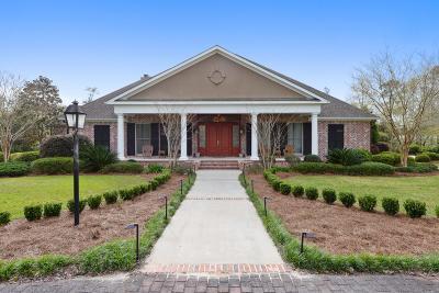 Biloxi Single Family Home For Sale: 12096 Shorecrest Rd