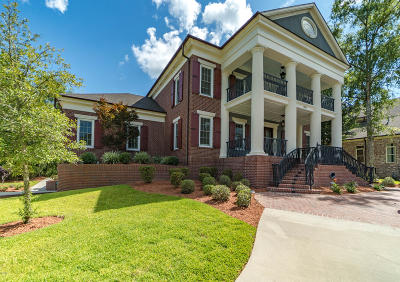 Gulfport Single Family Home For Sale: 13081 Lake Florence Rd