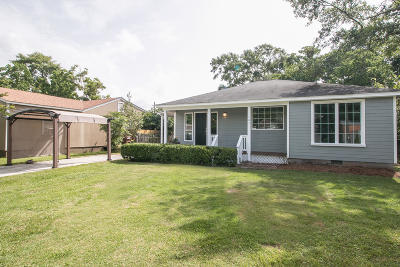 Long Beach Single Family Home For Sale: 105 Thompson Dr
