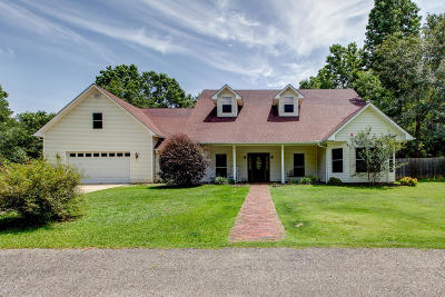 Pass Christian Single Family Home For Sale: 7480 Vidalia Rd