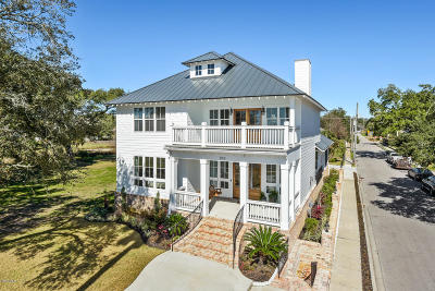 Gulfport Single Family Home For Sale: 800 E Beach Blvd