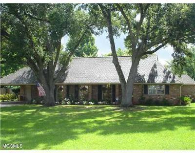 Gulfport Single Family Home For Sale: 10 53rd Cir