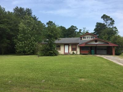 Gulfport Single Family Home For Sale: 44 53rd St