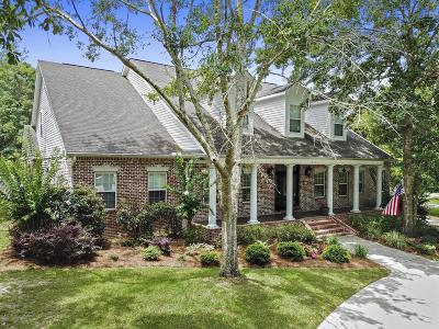 Biloxi Single Family Home For Sale: 9024 River Oaks Ct
