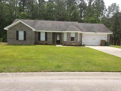 gulfport Single Family Home For Sale: 15026 Waterside Pl
