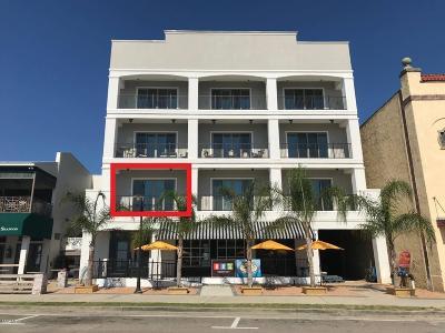 Bay St. Louis Condo/Townhouse For Sale: 118 N Beach Blvd #203