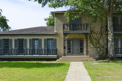 Gulfport Single Family Home For Sale: 151 Bayou Cir