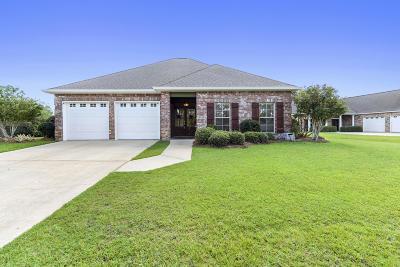 Gulfport Single Family Home For Sale: 13580 Brayton Blvd