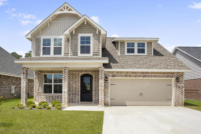 Ocean Springs Single Family Home For Sale: 205 Madison Place Dr