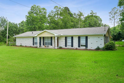 Gulfport Single Family Home For Sale: 18413 Landon Rd