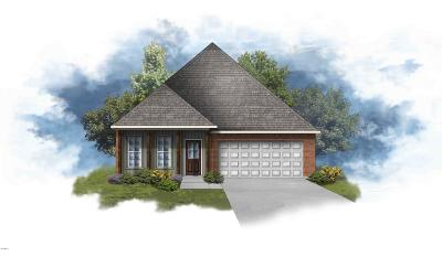 Ocean Springs Single Family Home For Sale: 7714 Barbara Dr
