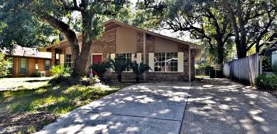 Ocean Springs Single Family Home For Sale: 1621 S 10th St