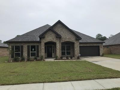 Ocean Springs Single Family Home For Sale: 6416 Chickory Way