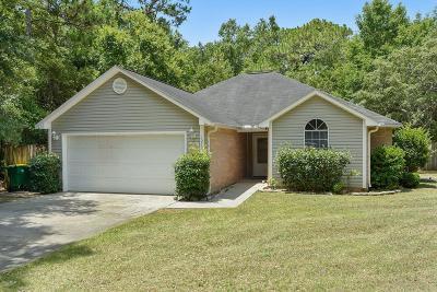 Ocean Springs Single Family Home For Sale: 1213 Spruce St