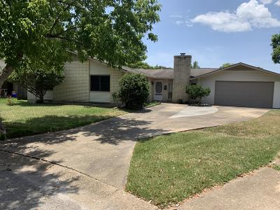 gulfport Single Family Home For Sale: 6 Concord Pl