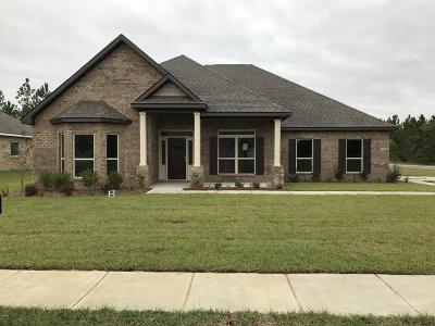Ocean Springs Single Family Home For Sale: 1109 Hibiscus