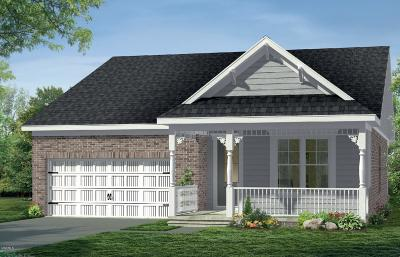 Gulfport Single Family Home For Sale: 10446 W Landon Green Cir