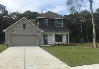 Ocean Springs Single Family Home For Sale: 7718 Barbara Dr