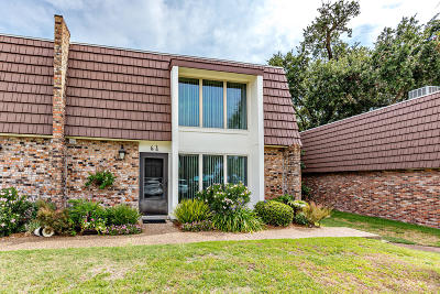 Ocean Springs Condo/Townhouse For Sale: 527 Front Beach Dr #64