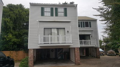 Pass Christian Condo/Townhouse For Sale: 255 E Scenic Dr #G