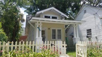 Biloxi Single Family Home For Sale: 225 Lameuse St