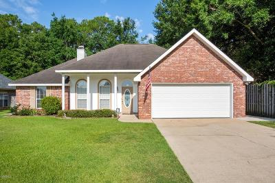 Ocean Springs Single Family Home For Sale: 6497 Amherst Dr