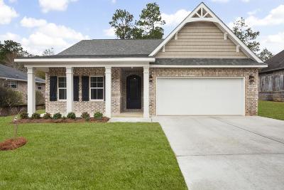 Diamondhead Single Family Home For Sale: 85556 W Diamondhead Dr