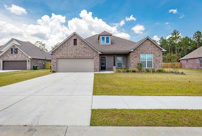 Ocean Springs Single Family Home For Sale: 12852 Jackson Lee
