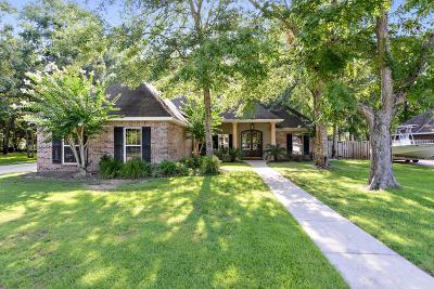 Ocean Springs Single Family Home For Sale: 814 Canebrake Dr