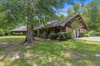 Gulfport Single Family Home For Sale: 17141 Orange Grove Rd