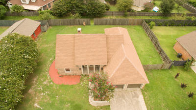 Biloxi Single Family Home For Sale: 2572 Audubon Pl
