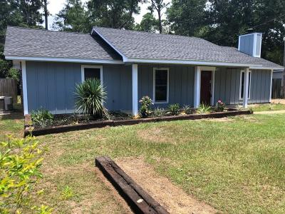 Ocean Springs Single Family Home For Sale: 9408 Point Aux Chenes Rd