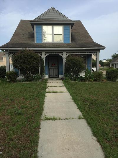 Biloxi Single Family Home For Sale: 441 Hope St
