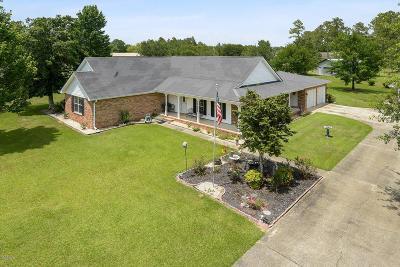Biloxi Single Family Home For Sale: 15320 Village Dr