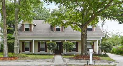Biloxi Single Family Home For Sale: 394 Acadian Ct