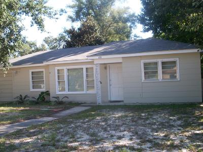 Biloxi Single Family Home For Sale: 1721 State St