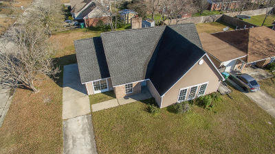Gulfport MS Single Family Home For Sale: $121,900
