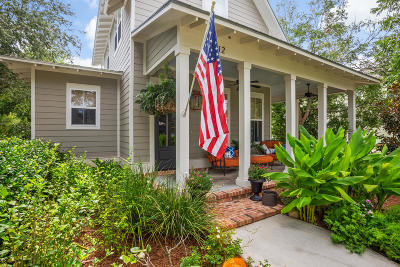 Ocean Springs Single Family Home For Sale: 512 Dewey Ave