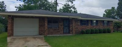 gulfport Single Family Home For Sale: 910 Hemlock Rd